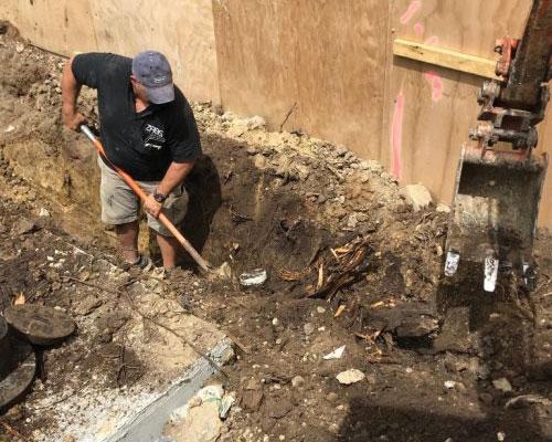 drain replacement for repair